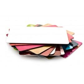 Card in PVC