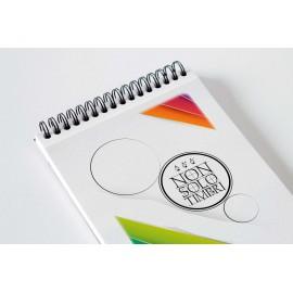 Spirale in metallo